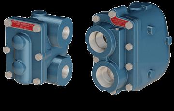 "Watts WFT-125 3//4 Float /& Thermostatic Steam Trap 3//4/"" .125 Orifice 125PSI"